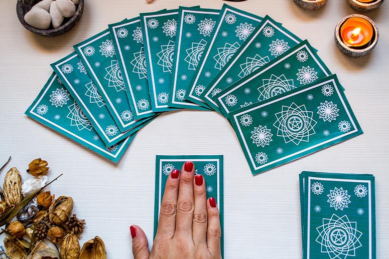 Organising your tarot